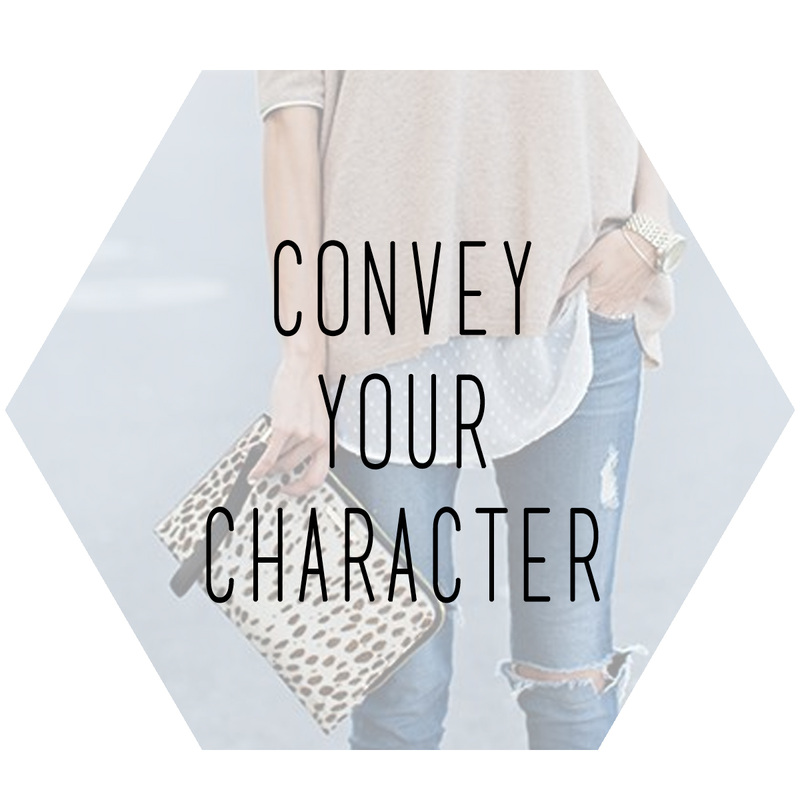 Convey Your Character